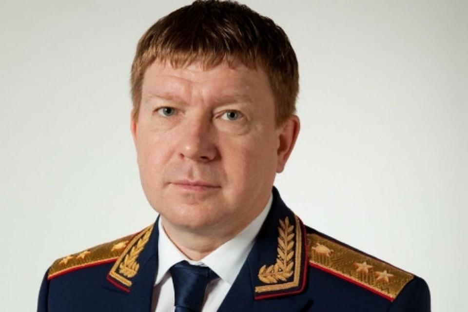 Путин сократил сдолжности руководителя Следственного комитета Красноярского края