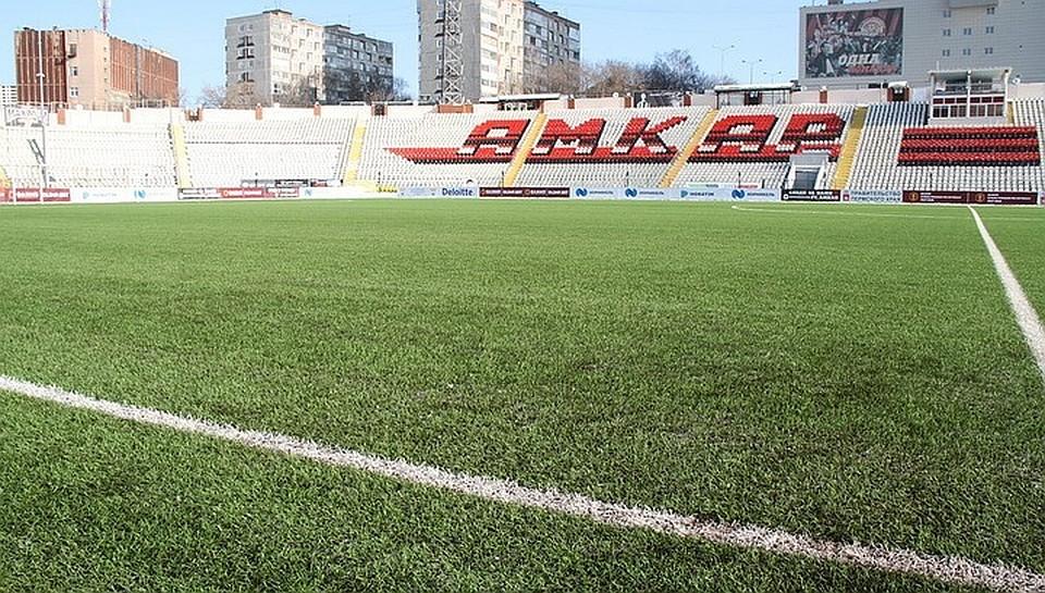 Домашний стадион «Амкара» проверила комиссия РФПЛ иРФС