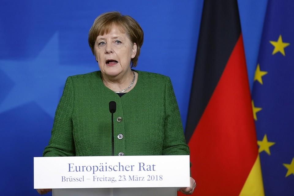 Меркель оказалась потрясена атакой вМюнстере