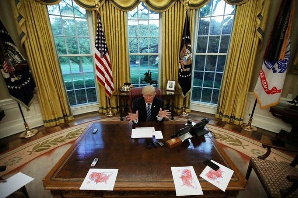 Трамп неопределился сударом поСирии— Белый дом