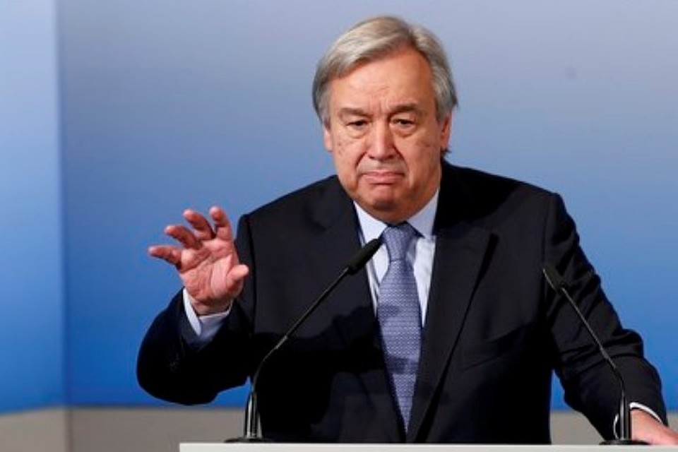 Генеральный секретарь ООН: Страны должны проявить уравновешенность иизбежать эскалации вокруг Сирии