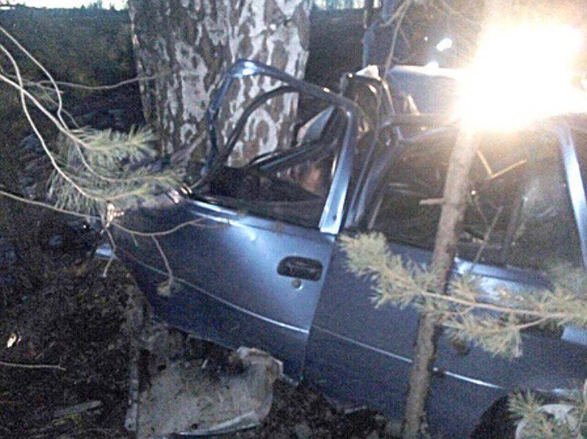Два человека погибли: ВБашкирии машина вылетела сдороги