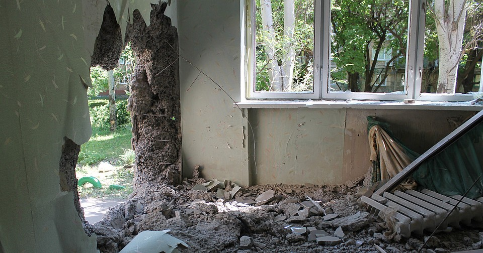ВСУ обстреляли территорию ЛНР четырежды засутки