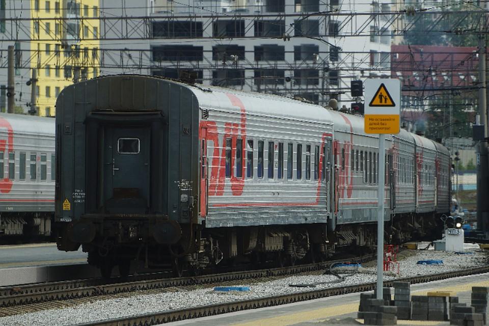 16-летний ребенок попал под поезд вХабаровске