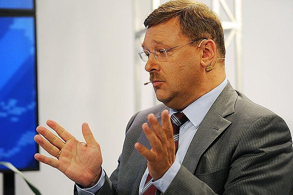 Косачев: отказ КНДР отядерных испытаний предоставляет шанс надеэскалацию напряженности