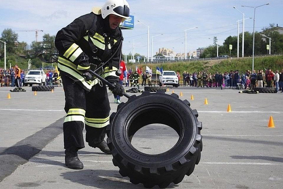 ВИркутске пройдет 1-ый чемпионат помногоборью пожарных испасателей