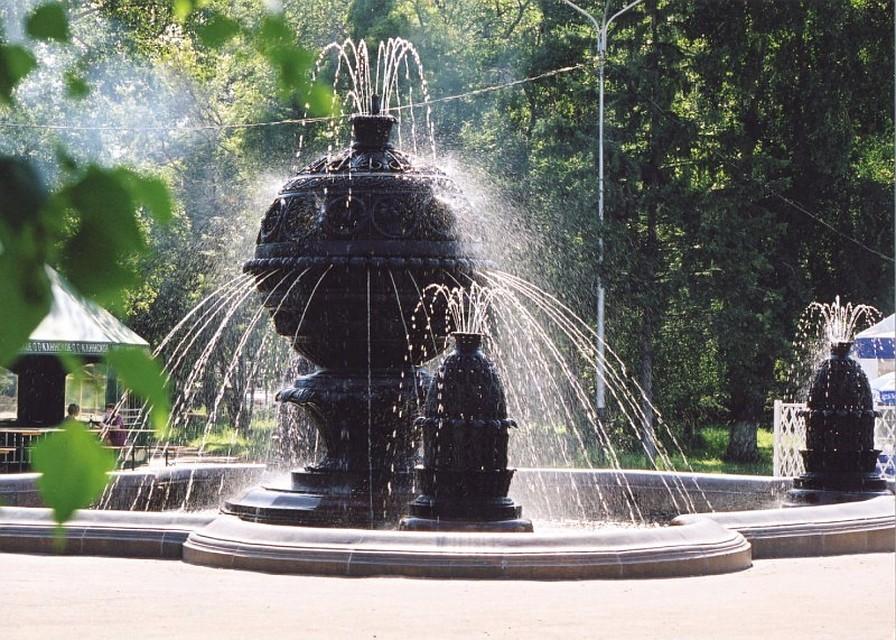 ВОмске все фонтаны заработают до9мая