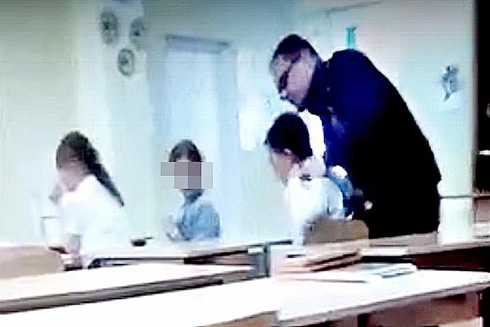 ВМурманске педагог применил насилие науроке
