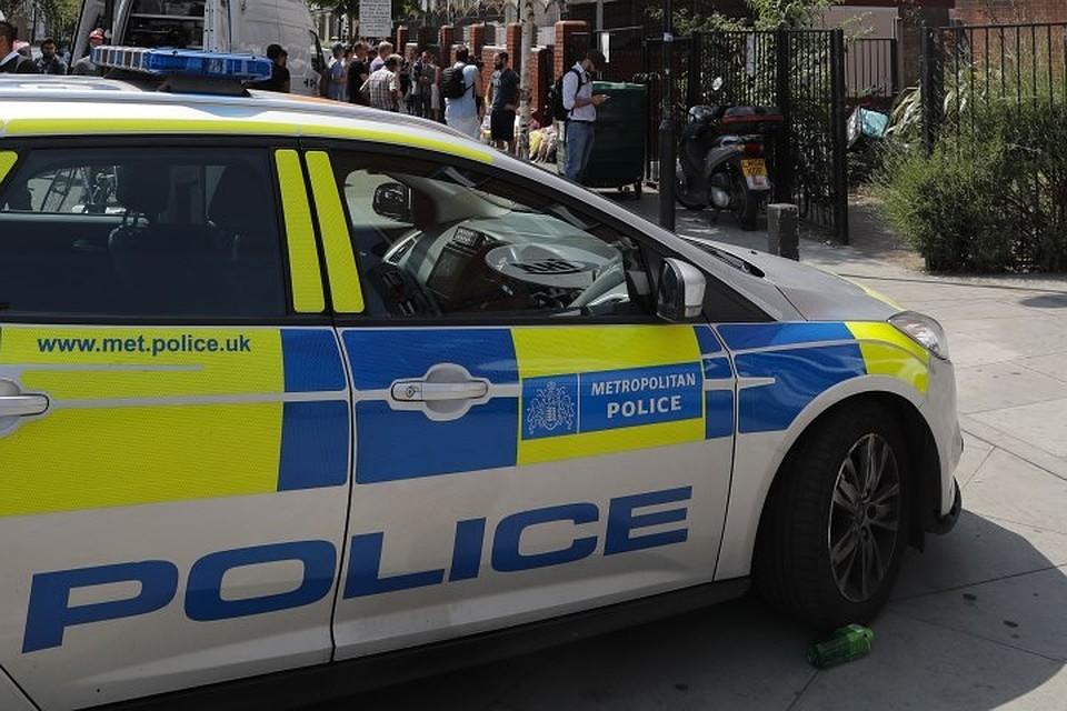 Англичанин чуть неизнасиловал женщину-полицейского вовремя ареста