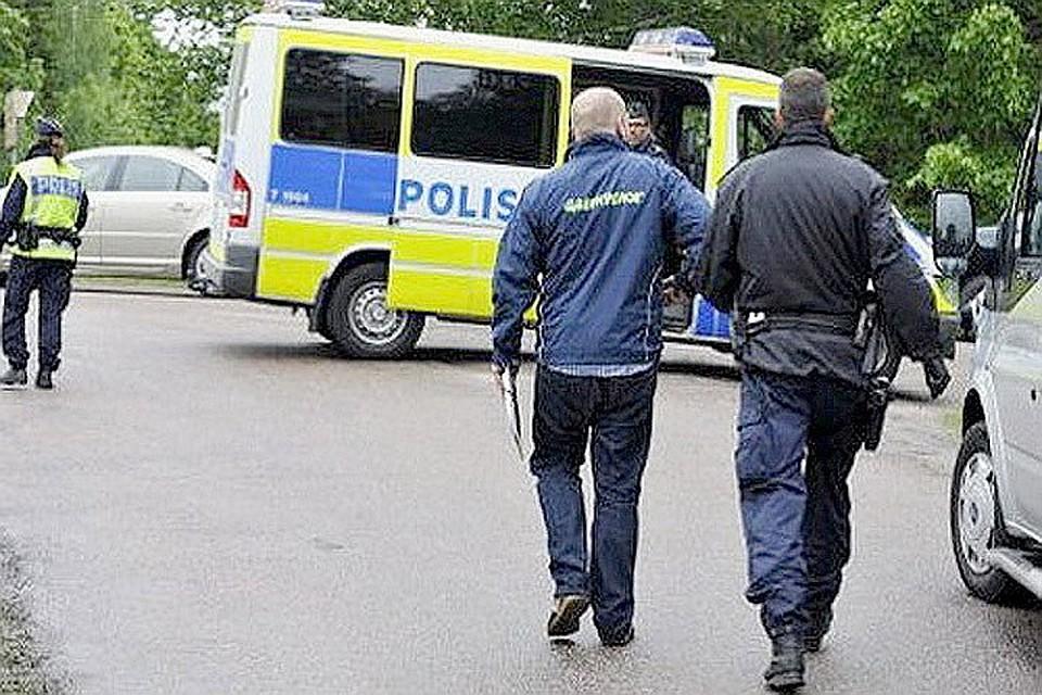 ВШвеции поподозрению вподготовке теракта арестовали 3-х человек