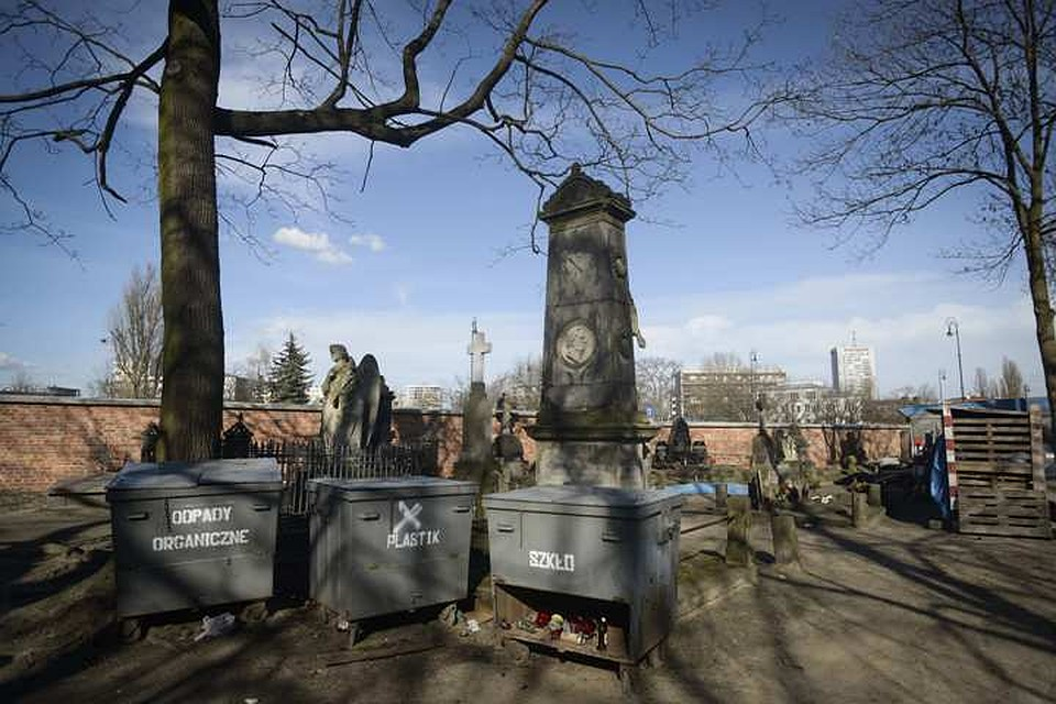 ВПольше напали наактивистов, восстанавливавших украинское кладбище