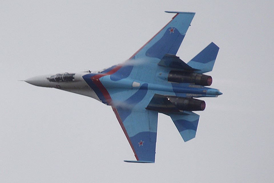 США отказались объяснять перехват своего «Посейдона» русским Су-27