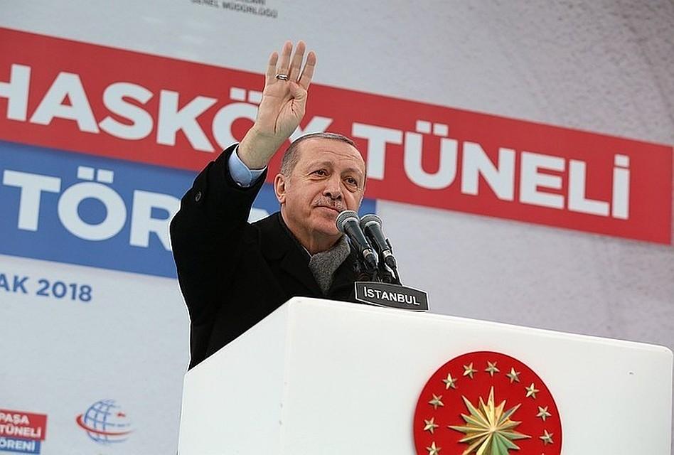 Эрдогана выдвинули напост президента Турции отНародного альянса