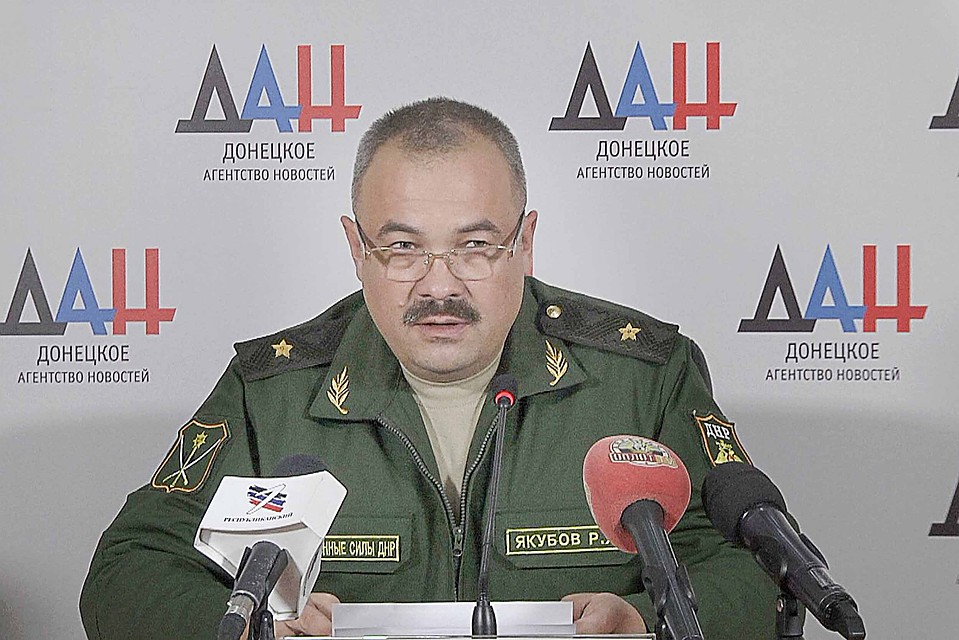 ВСУ нарушили перемирие вДНР 24 раза засутки— Донбасс