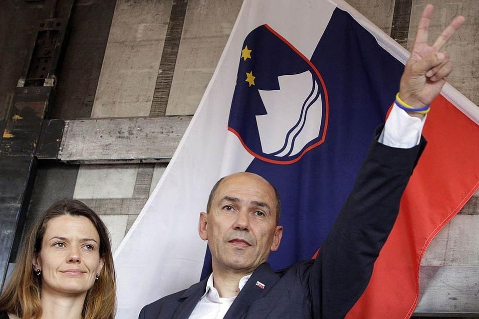 ВСловении продолжаются парламентские выборы