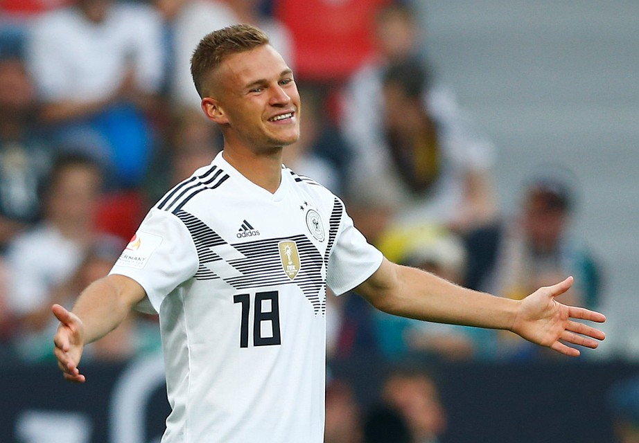 Сборная Германии откроет чемпионат мира 2018 матчем против команды Мексики