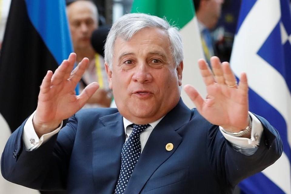 Руководитель Европарламента подписал решение овыделении €1 млрд для государства Украины