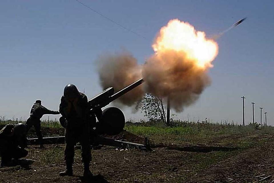 ДНР: за прошедшие сутки ВСУ 4 раза нарушили перемирие вДонбассе