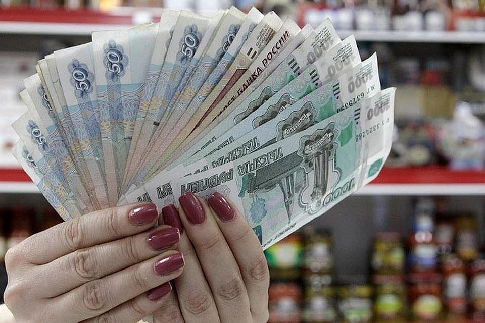Помнению министра Топилина у граждан России произошел рекордный рост зарплат