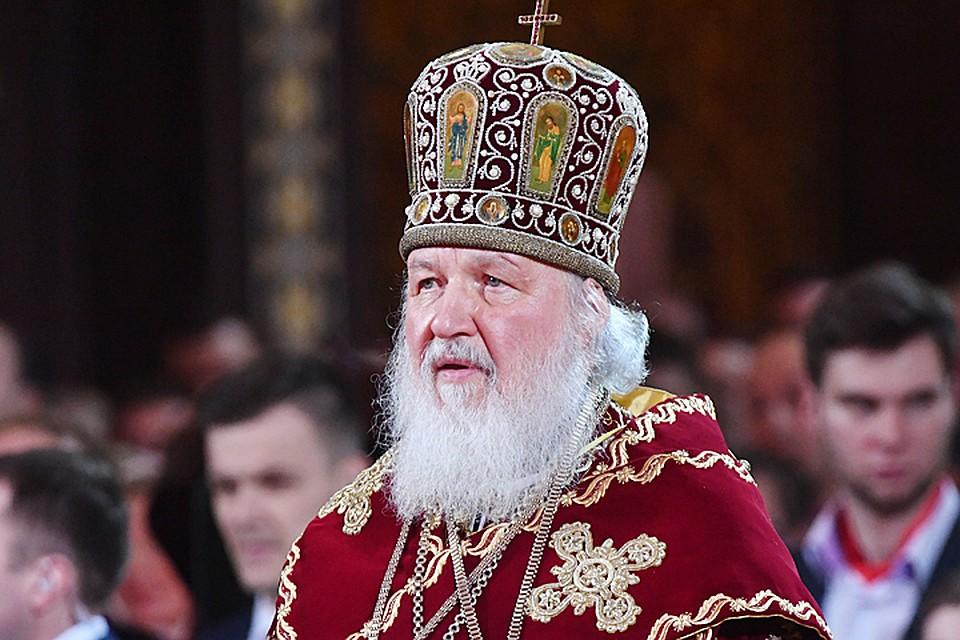 Патриарх Кирилл: современное кино вместо чувства слабости развивает похоть