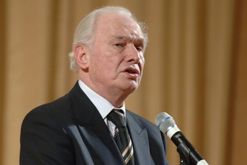 Скончался писатель Валерий Ганичев