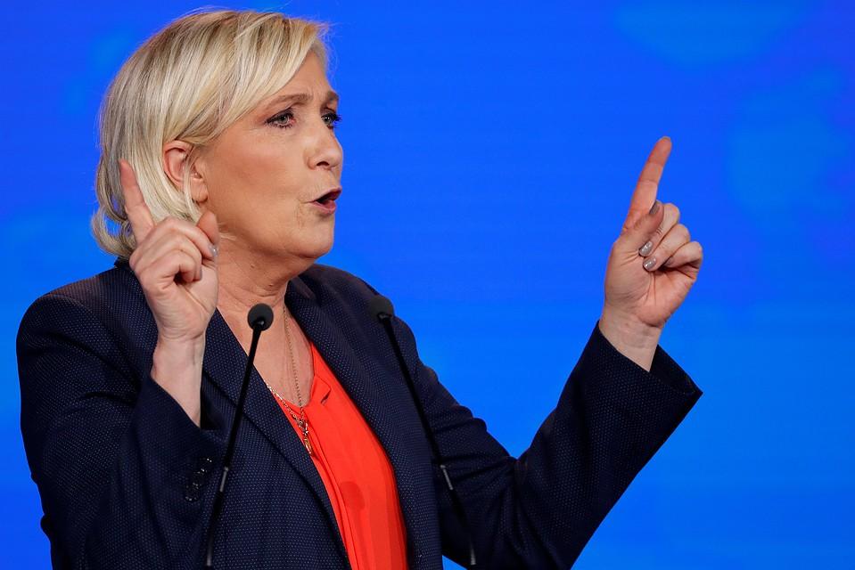Марин ЛеПен: Оппозиционная партия «Национальное объединение» может закрыться