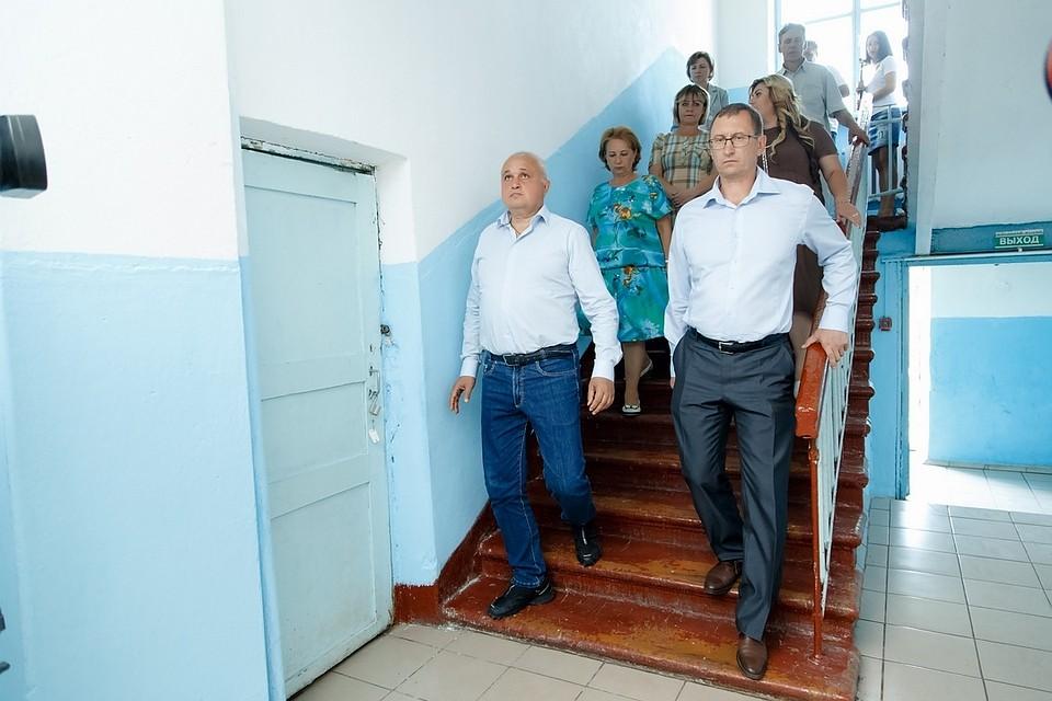 ВМариинске отреставрируют сооружение школы начала прошедшего века