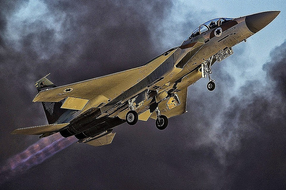 Израиль обстрелял Сирию вответ назапуск беспилотника