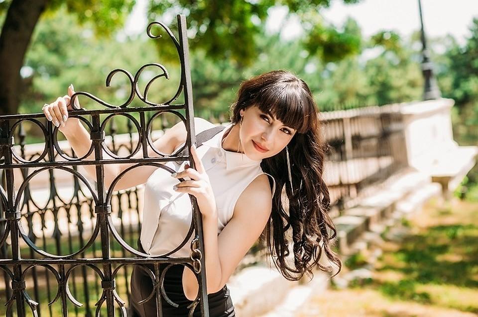 Железноводская эстрадная певица покорила жюри всероссийского конкурса исполнителей
