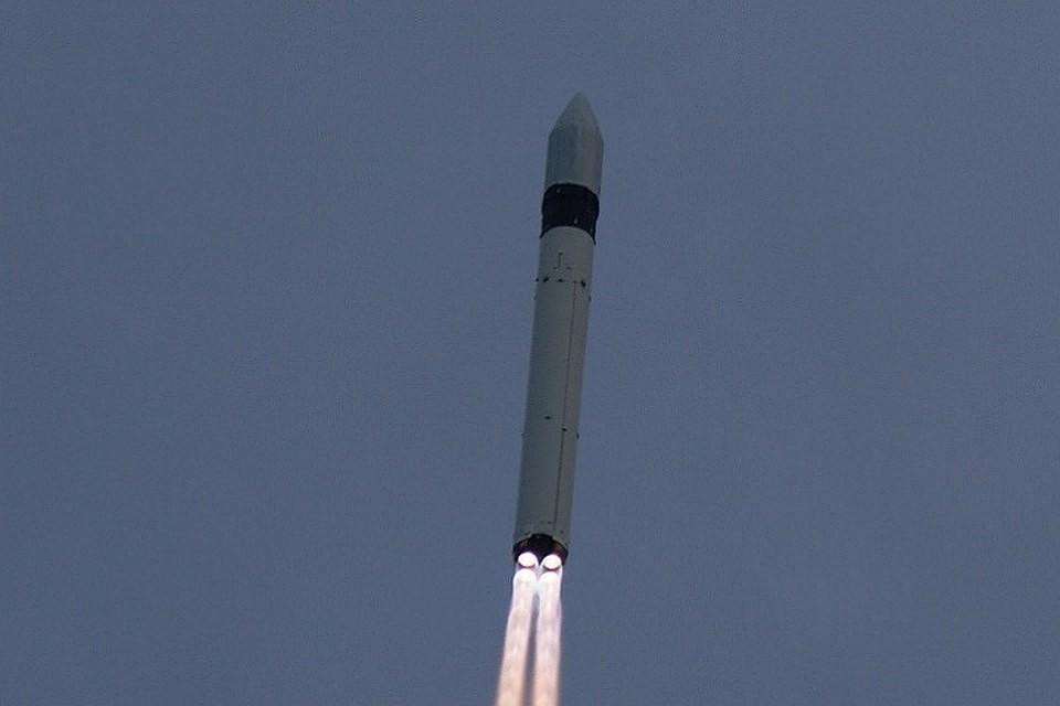 Роскосмос разрабатывает ракету «Рокот-2» сновой системой управления