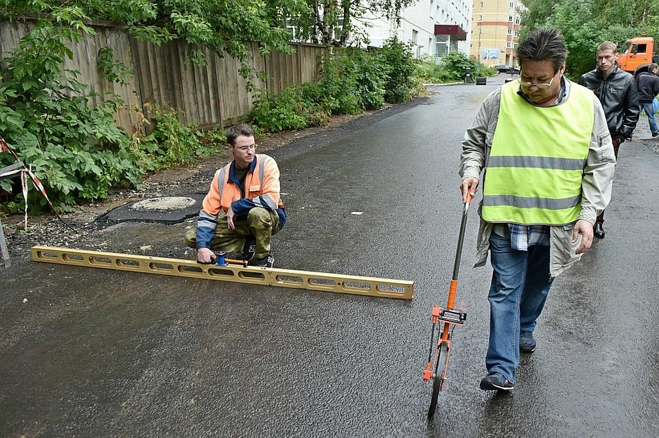 80% запланированных дорог уже отремонтированы