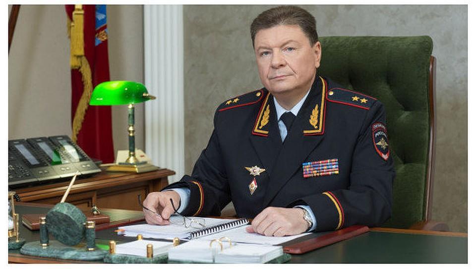 Путин назначил нового руководителя МВД поКрыму