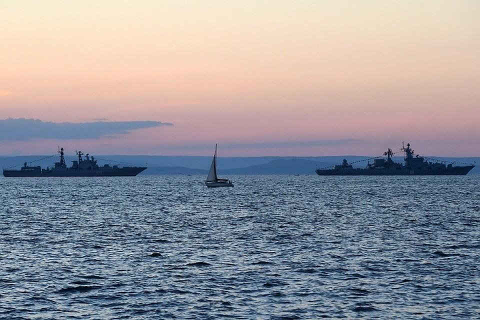 Япония зафиксировала рекордное число военных кораблей России прошедших через пролив Лаперуза
