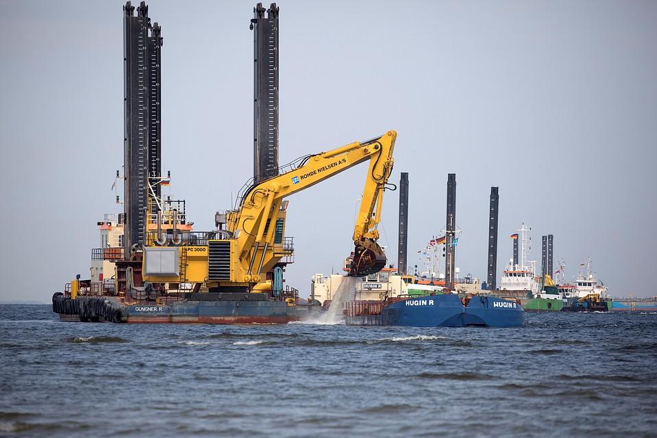 Шведские активисты подали иск против проекта «Северный поток-2»
