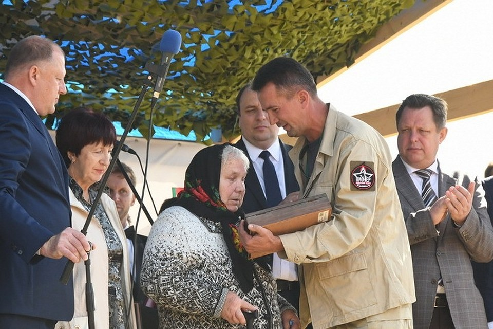 Поисковики отыскали останки 200 солдат, погибших подо Ржевом вВеликую Отечественную