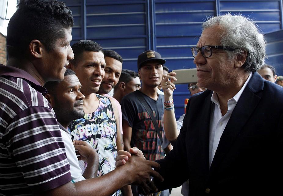 ВОАГ заговорили овоенном вторжении вВенесуэлу. Реакция официального Каракаса