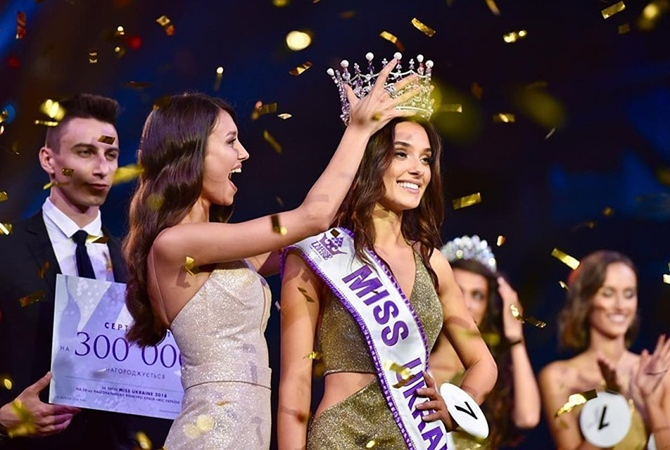«Мисс Украину-2018» лишили титула из-за лжи осемейном положении