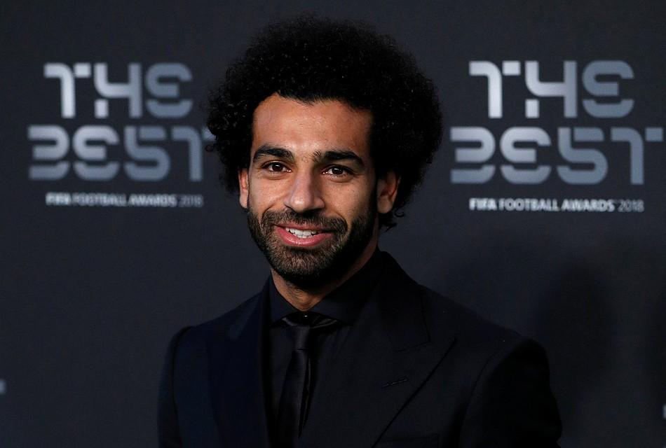 Салах получил приз залучший гол 2018 года