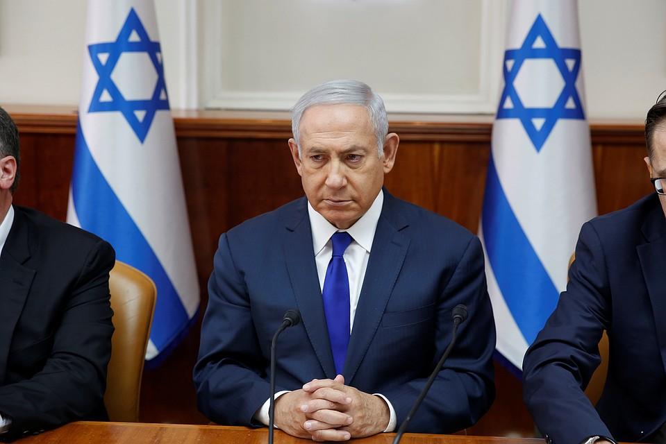 Нетаньяху поведал  одоговорённости овстрече сПутиным