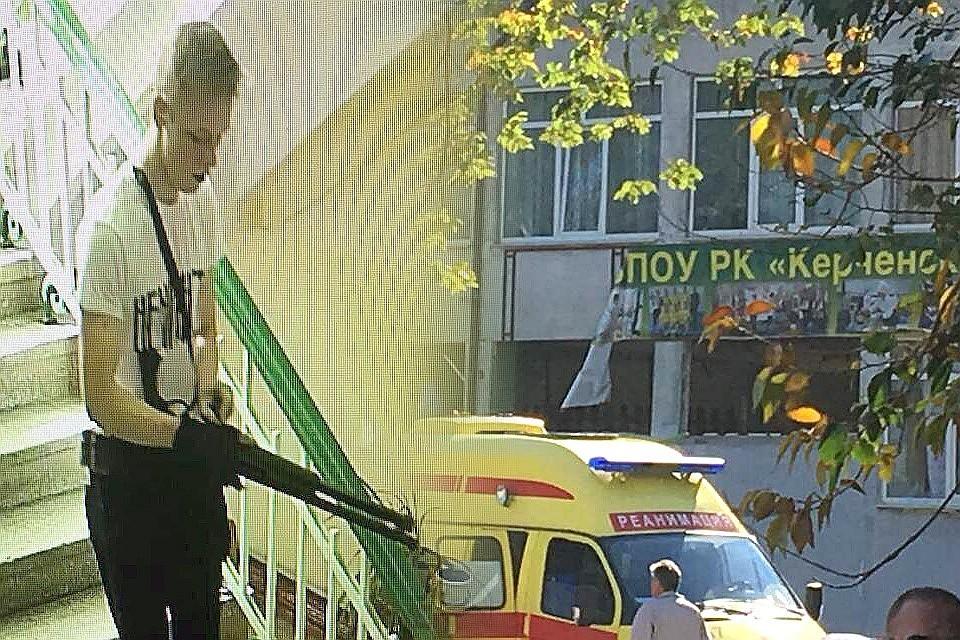 Руководитель  Крыма допустил, что уорганизатора убийства вколледже были сообщники