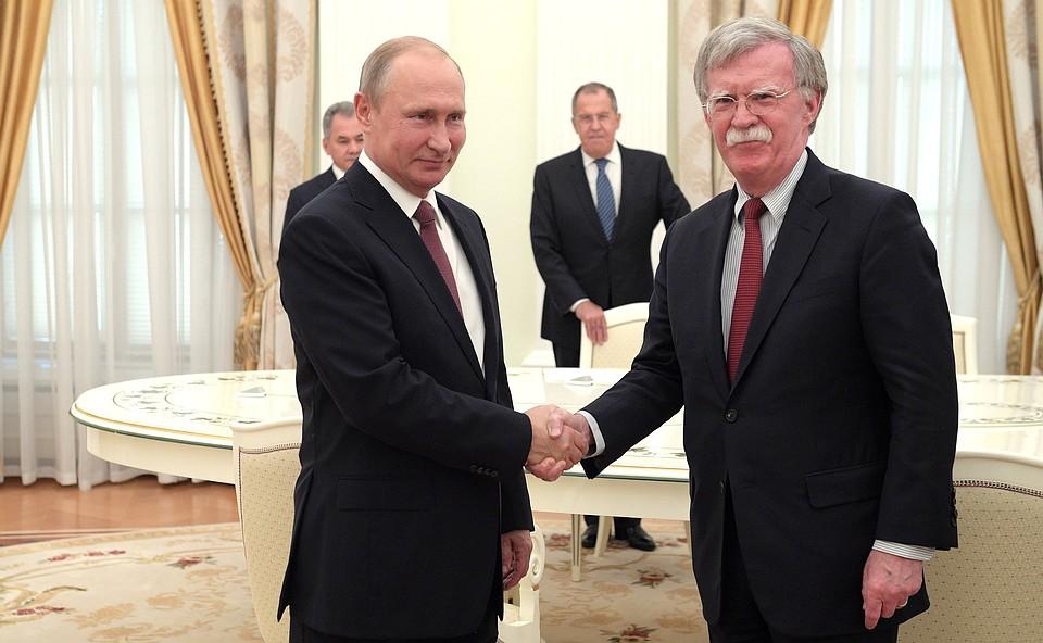 ВКремле спрогнозировали обострение отношений Российской Федерации  иСША