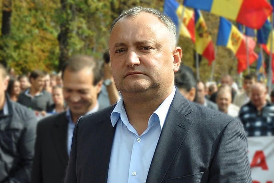 Додон объявил Путину, что братские отношенияРФ иМолдавии нереально сломать