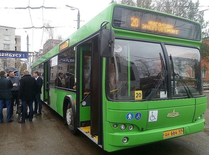 Много небывает!: ВВоронеже добавят автобусов начетырех маршрутах