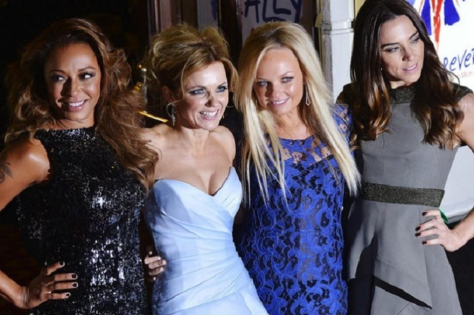 Spice Girls объединились иедут втур по Великобритании. Без Виктории Бекхэм