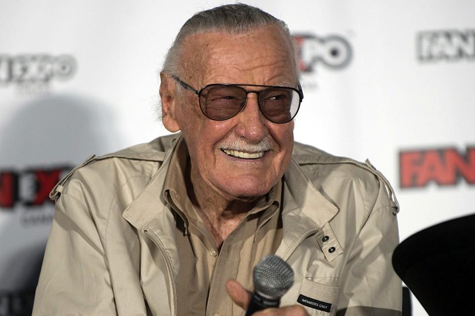 Скончался  создатель «Человека-паука» и иных  комиксов Marvel Стэн Ли