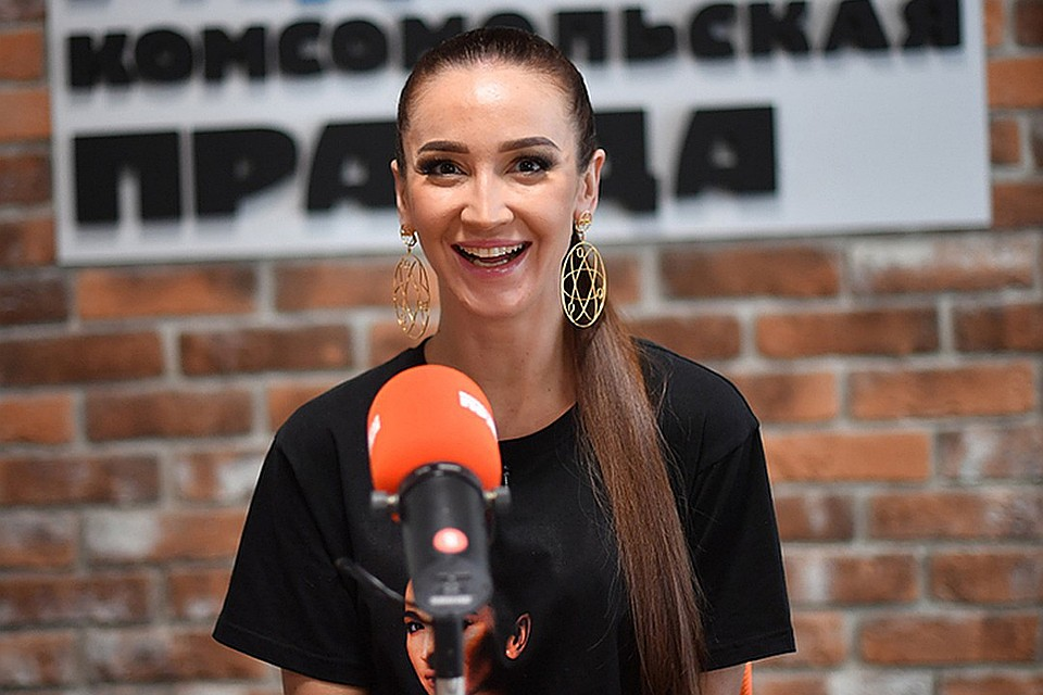 Singer Olga Buzova