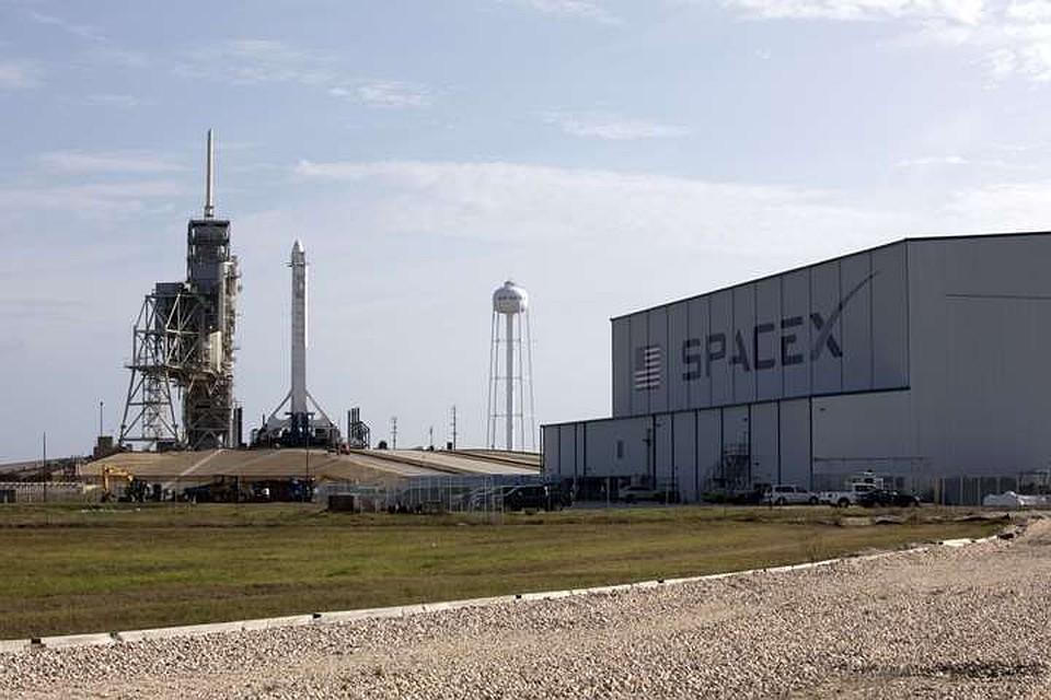 Компании SpaceX неудалась управляемая посадка первой ступени Falcon 9