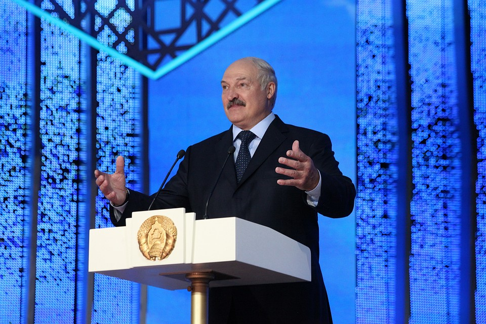 Белорусский президент Александр Лукашенко