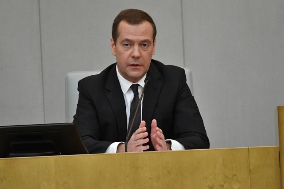 Медведев пожаловался на очень длиннющие новогодние праздники