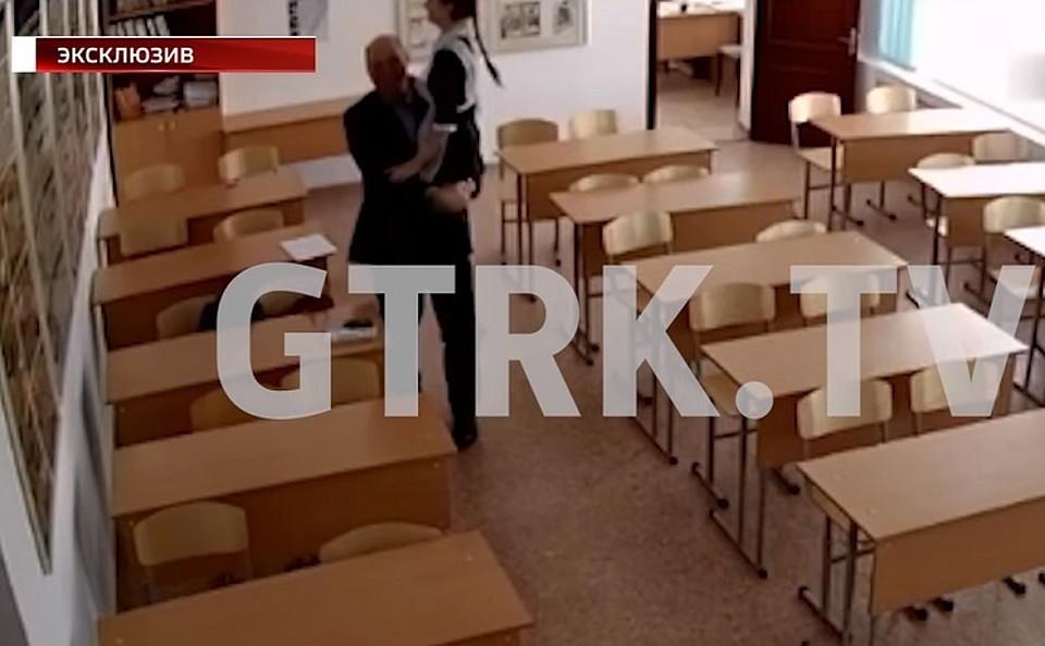 ВБашкирии уволят педагога после приставаний кученице